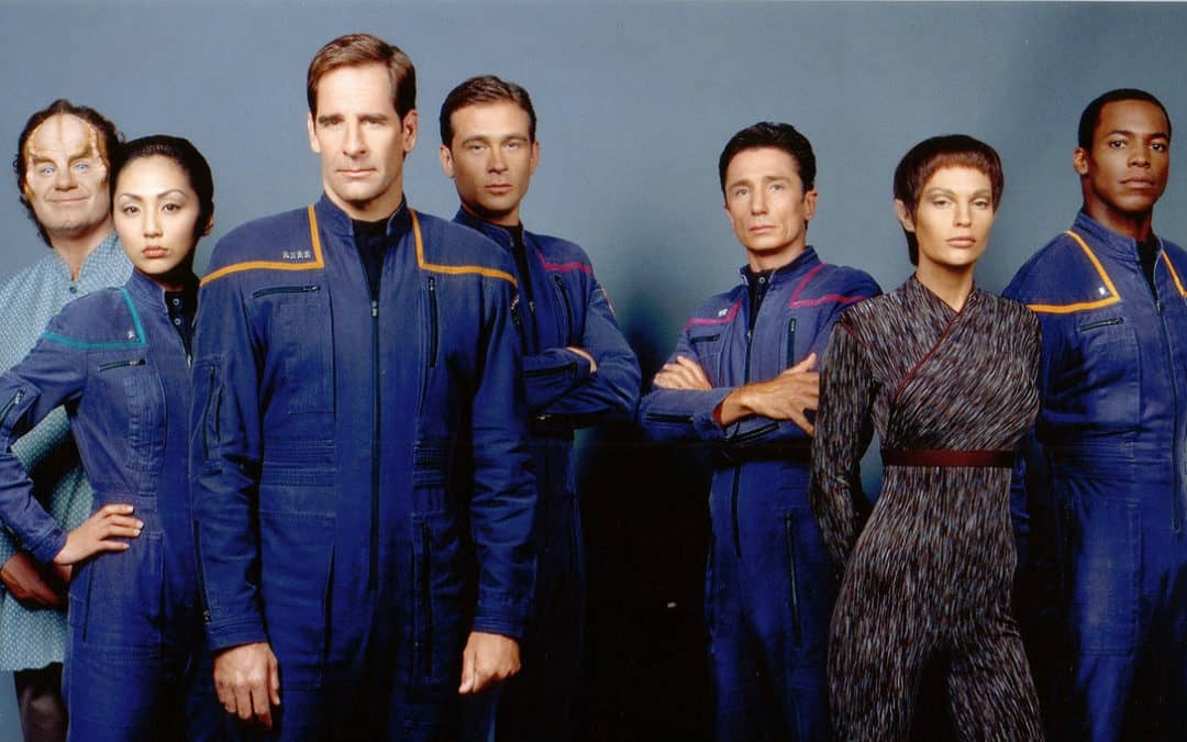 I Can Reach Any Star: The Beautiful Philosophy of Star Trek: Enterprise