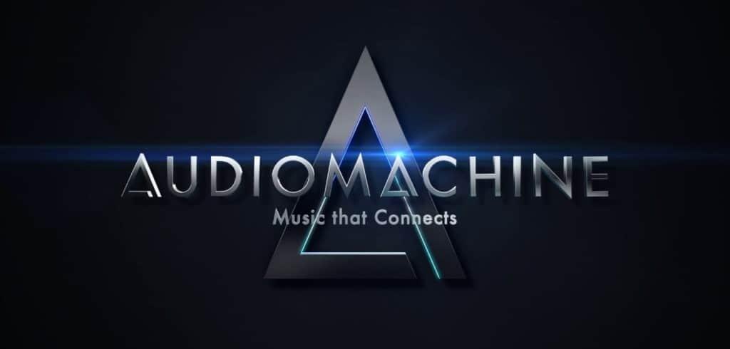 Audiomachine music artist logo