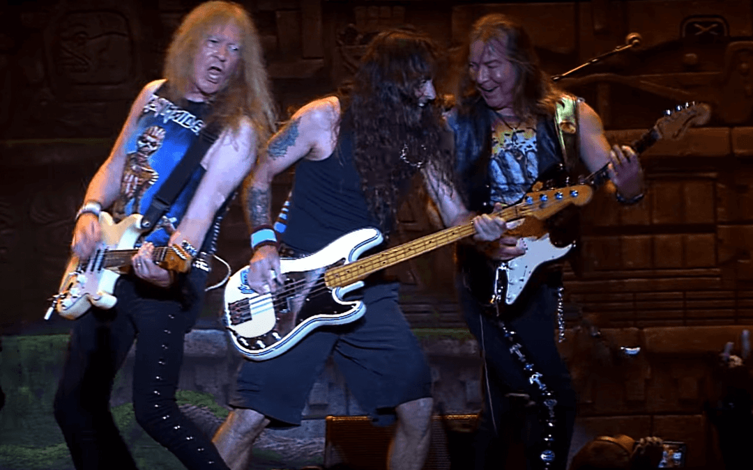 Still Rocking at Sixty: The Endless Vitality of Iron Maiden