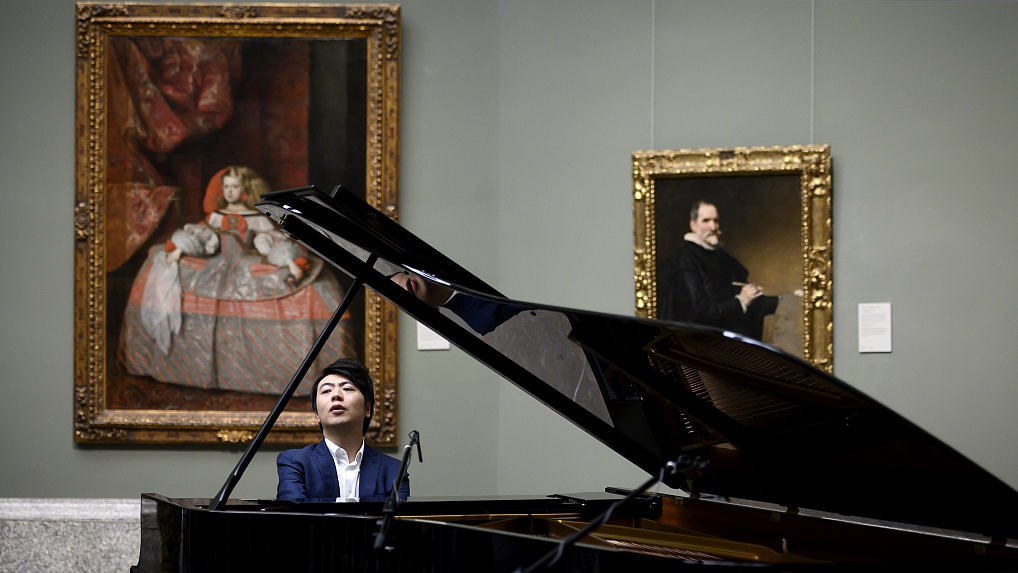 Art as Inspiration: Lang Lang at the Prado
